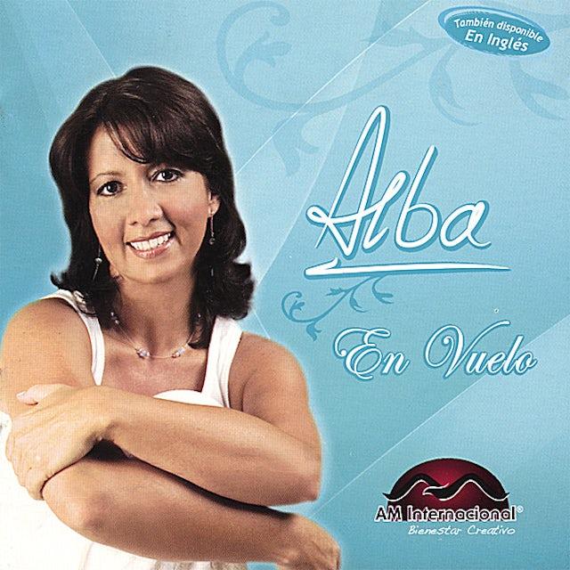 Alba EN VUELO CD