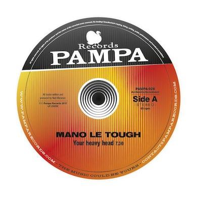 Mano Le Tough AHSURE Vinyl Record
