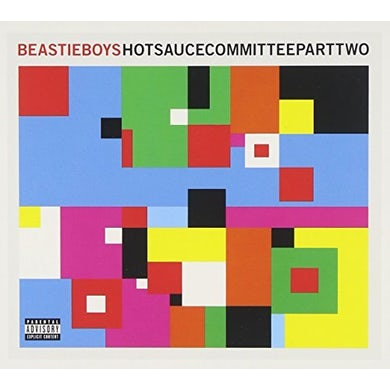 Beastie Boys HOT SAUCE COMMITTEE PART TWO Vinyl Record