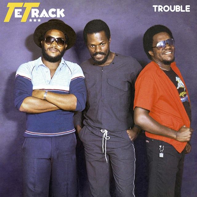 Tetrack TROUBLE Vinyl Record