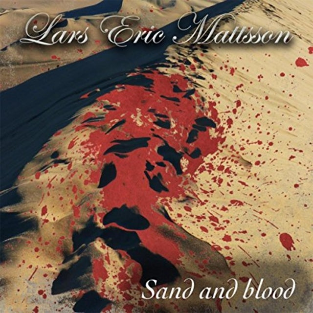 Lars Eric Mattsson SAND & BLOOD CD