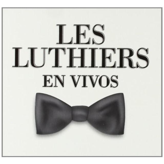 Les Luthiers EN VIVOS CD