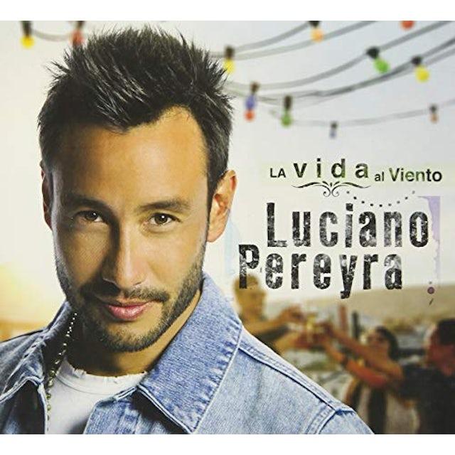 Luciano Pereyra LA VIDA AL VIENTO CD