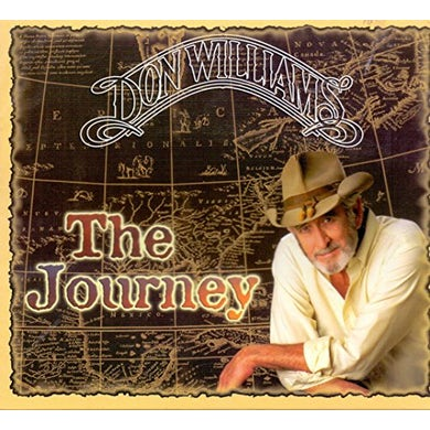 Don Williams JOURNEY CD