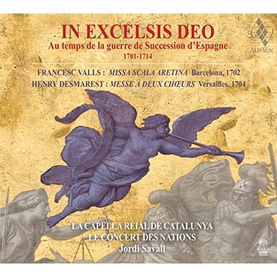 IN EXCELSIS DEO Super Audio CD