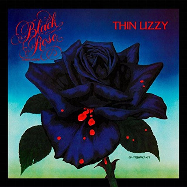 Thin Lizzy BLACK ROSE & CHINATOWN CD