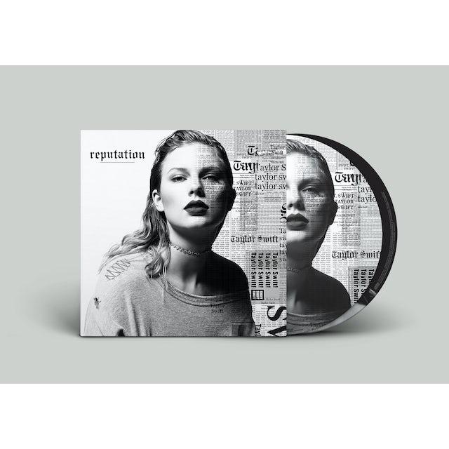 Taylor Swift REPUTATION Vinyl Record