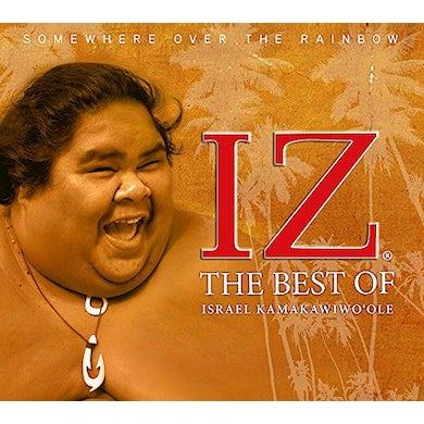 Israel Kamakawiwo'ole SOMEWHERE OVER THE RAINBOW CD