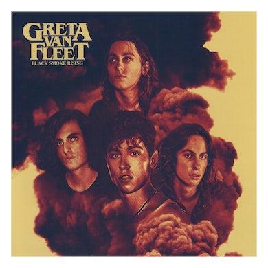 Greta Van Fleet BLACK SMOKE RISING Vinyl Record
