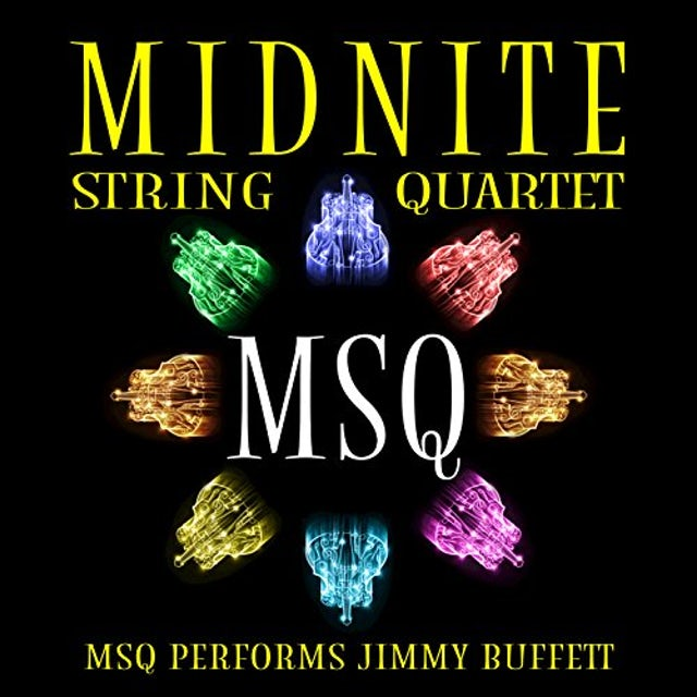 Midnite String Quartet MSQ PERFORMS JIMMY BUFFETT (MOD) CD