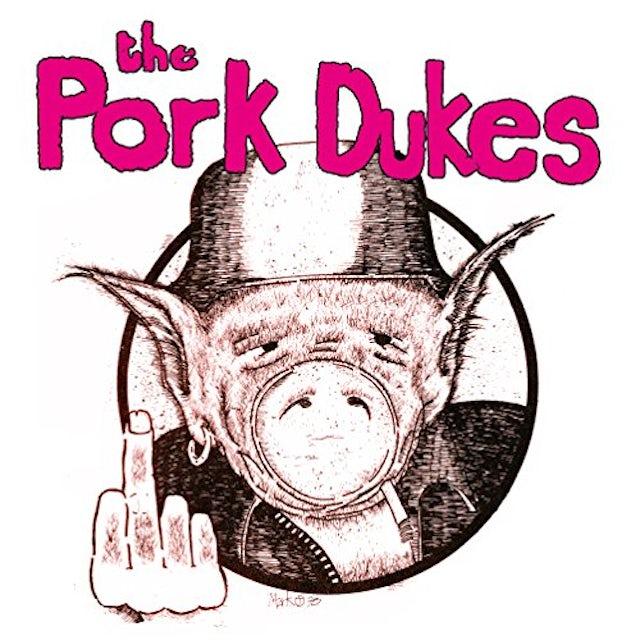 Pork Dukes PINK PORK Vinyl Record
