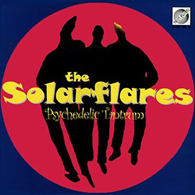 Solarflares PSYCHEDELIC TANTRUM Vinyl Record
