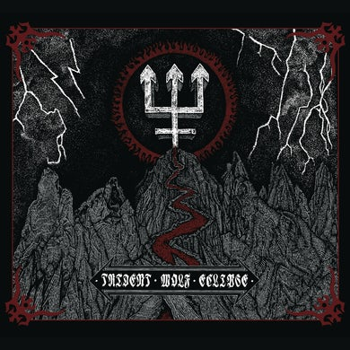 Watain TRIDENT WOLF ECLIPSE CD