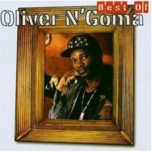 Oliver N'Goma BEST OF CD