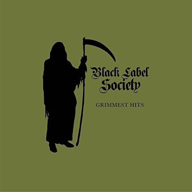 Black Label Society GRIMMEST HITS (JAPANESE VERSION) CD