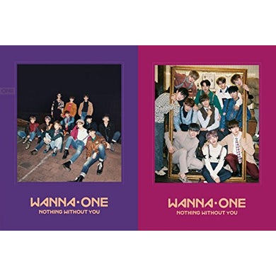 Wanna One 1-1=0 (NOTHING WITHOUT YOU) CD
