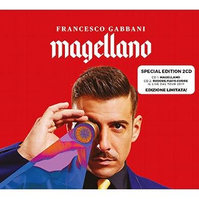 Francesco Gabbani MAGELLANO CD
