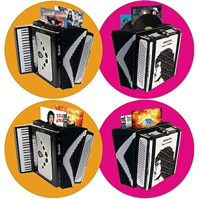 SQUEEZE BOX: COMPLETE WORKS OF WEIRD AL YANKOVIC CD