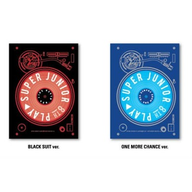 Super Junior PLAY CD