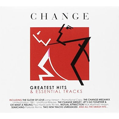 Change GREATEST HITS & ESSENTIAL TRACKS CD