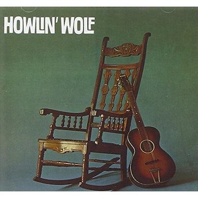Howlin' Wolf (THE ROCKIN CHAIR) Vinyl Record