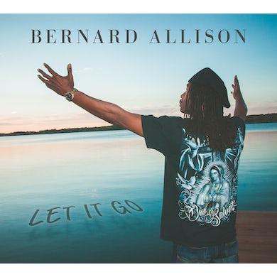 Bernard Allison LET IT GO CD