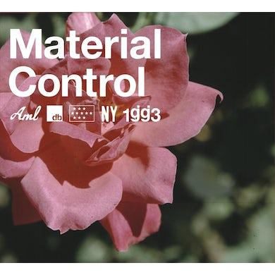 Glassjaw MATERIAL CONTROL CD