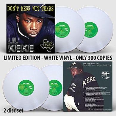 Lil Keke DON'T MESS W IT TEXAS Vinyl Record