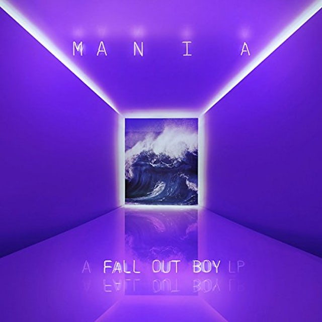 Fall Out Boy M A N I A Vinyl Record