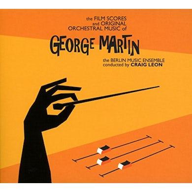 Craig Leon FILM SCORES & ORIGINAL ORCHESTRAL MUSIC OF GEORGE Vinyl Record