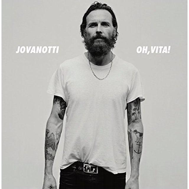 Jovanotti OH VITA CD