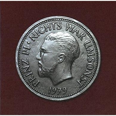 Prinz Pi NICHTS WAR UMSONST CD