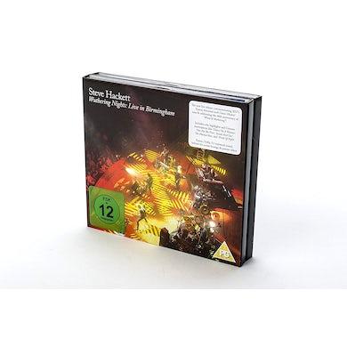 Steve Hackett WUTHERING NIGHTS: LIVE BIRMINGHAM CD
