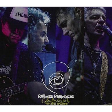 CABALLOS DE NOCHE: VIVO EN EL HIPODROMO CD