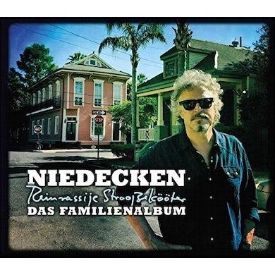 Niedecken DAS FAMILIENALBUM Vinyl Record