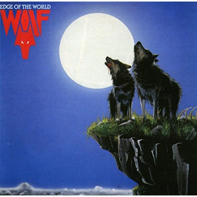 Wolf EDGE OF THE WORLD Vinyl Record