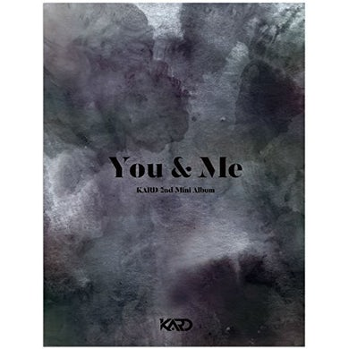 KARD YOU & ME CD