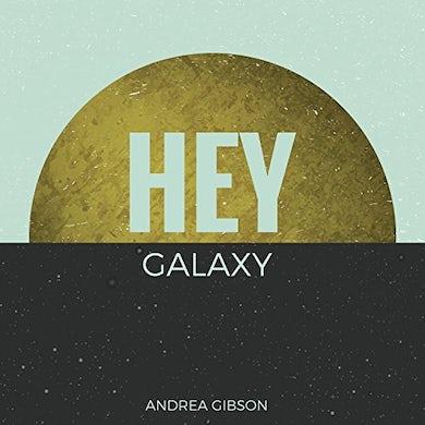 Andrea Gibson HEY GALAXY CD