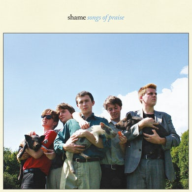 SONGS OF PRAISE CD