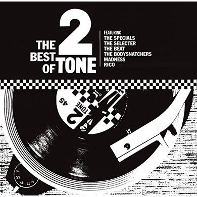 BEST OF 2 TONE / VARIOUS CD