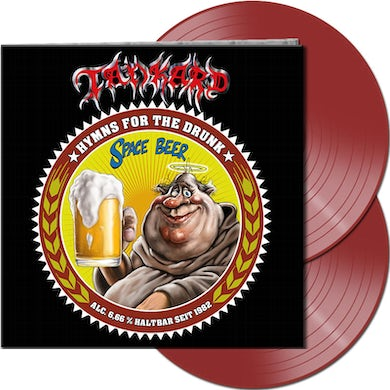 Tankard HYMNS FOR THE DRUNK Vinyl Record