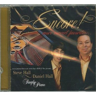 Steve Hall ENCORE CD
