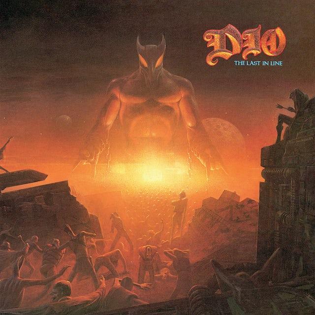 Dio LAST IN LINE (SYEOR 2018 EXCLUSIVE) Vinyl Record
