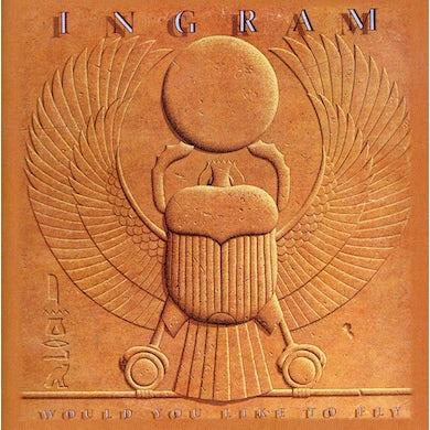 Ingram WOULD YOU LIKE TO FLY (BONUS TRACKS EDITION) CD
