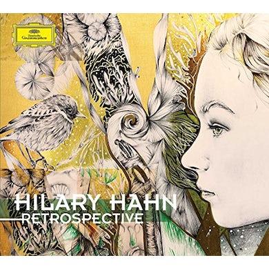 Hilary Hahn RETROSPECTIVE CD