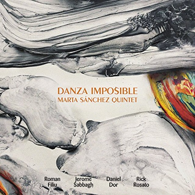 Marta Sanchez DANZA IMPOSIBLE CD