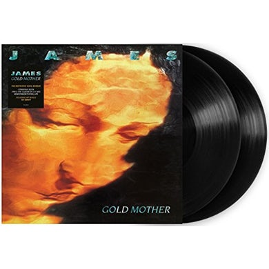 James GOLD MOTHER Vinyl Record