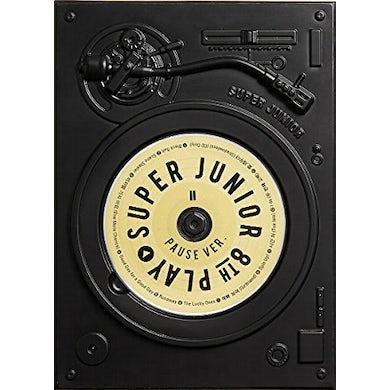 VOL 8 (PLAY) PAUSE VERSION CD