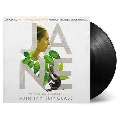 Philip Glass JANE (SCORE) / Original Soundtrack Vinyl Record