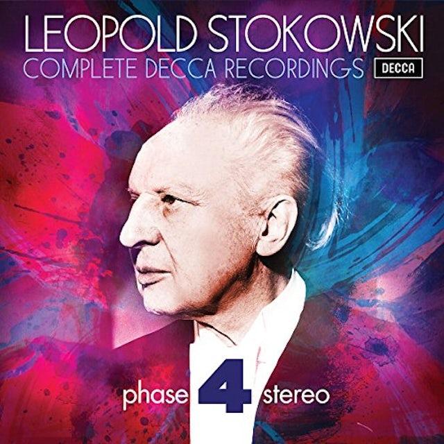 Leopold Stokowski COMPLETE PHASE 4 RECORDINGS CD